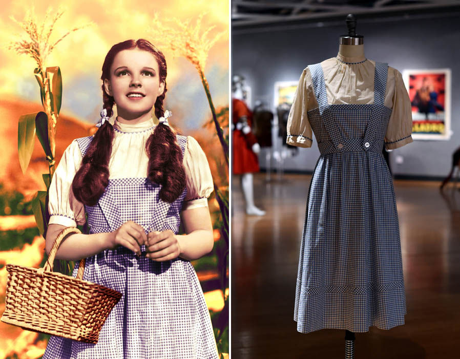 who almost played dorothy in wizard of oz