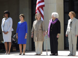 Classic First Lady Fashion Moments Throughout The Years