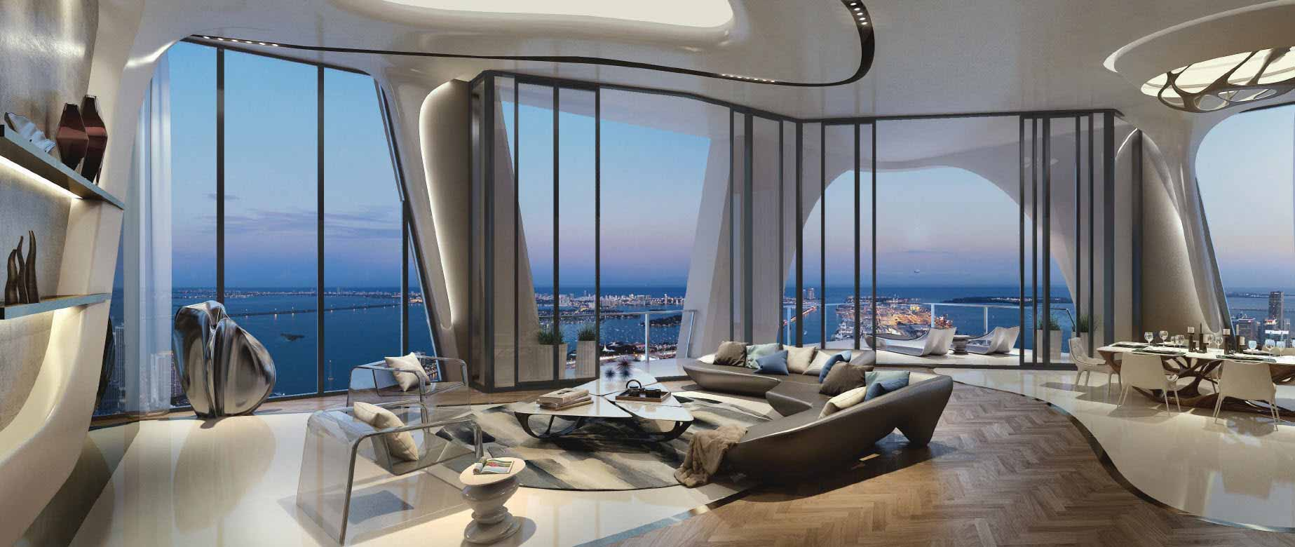 The 15 Most Expensive Penthouses In The World Viralwalrus